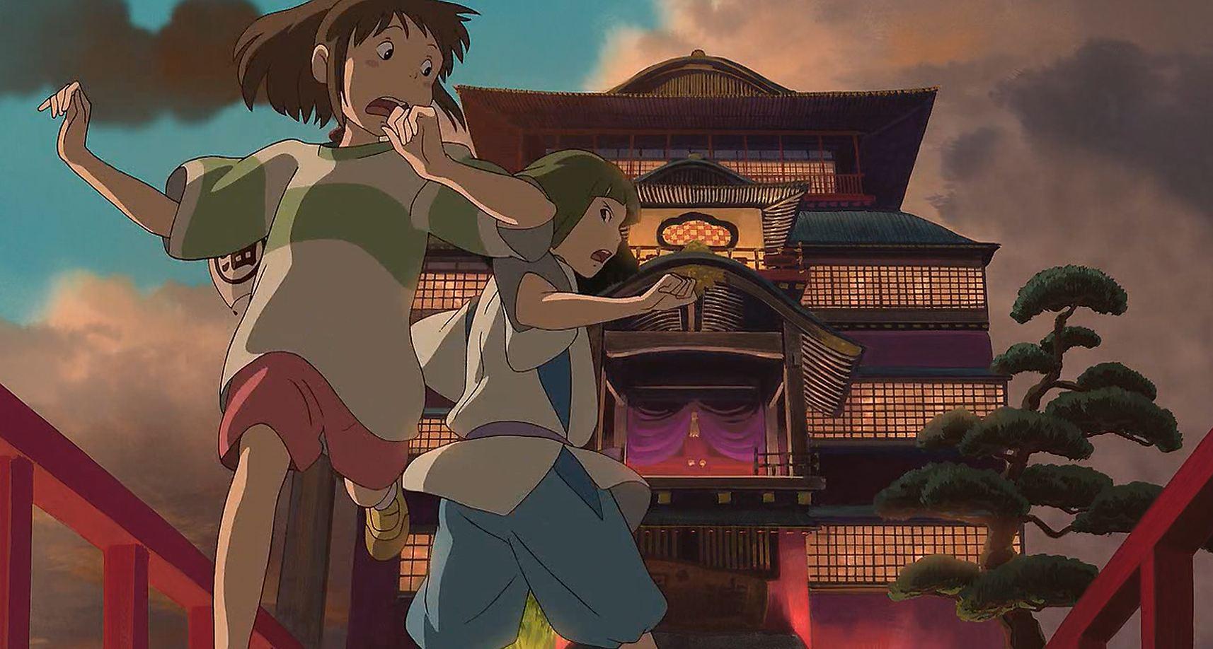 Chihiro, female...